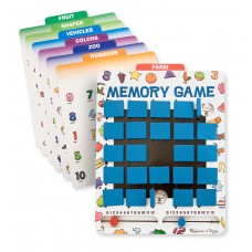 Melissa & Doug Wooden Memory Game
