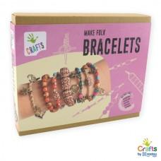 Make folk bracelets - Andreu Toys