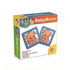 Lisciani Giochi Baby Memo