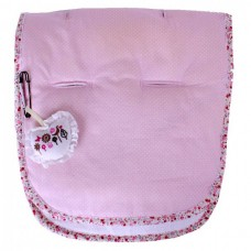 Minene Pushchair Liners-Reversible Towel