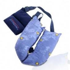Osann Blue Stars SleepFix Baby Pillow Size S