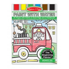 Melissa & Doug Paint with Water Bundle - Boy