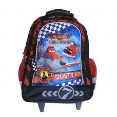 St.Majewski School backpack Planes