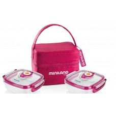 Miniland Комплект кутии Hermifresh розов