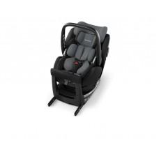 Recaro Детско столче за кола Zero 1 Elite i-Size Carbon Black, 0-18 кг