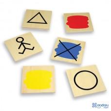 Andreu Toys Логически редици