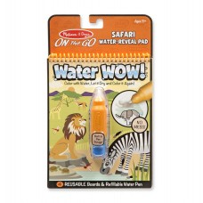 Melissa & Doug Water Reveal Pad - Safari