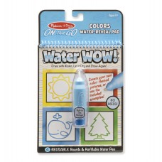 Melissa & Doug Water Reveal Pad - Colors & shapes