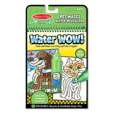 Melissa & Doug Water Reveal Pad - Pet Mazes