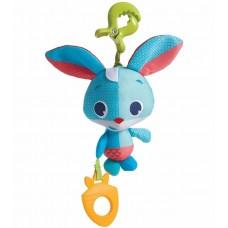 Tiny Love Играчка за количка Малки откриватели Jitter Thomas Bunny - Зайче