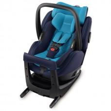 Recaro Детско столче за кола Zero 1 Elite i-Size Xenon Blue, 0-18 кг
