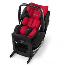 Recaro Детско столче за кола Zero 1 Elite i-Size Racing red, 0-18 кг