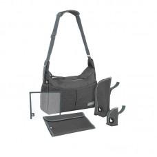 Babymoov Чанта за бебешка количка Urban Bag, Black