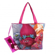 Cerda Beach bag with glasses Trolls
