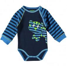 Fixoni Baby Bodysuit Blue