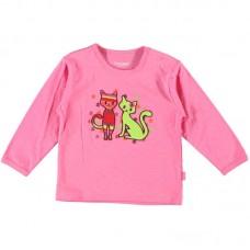 Fixoni Blouse Pink