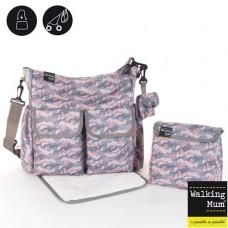Walking mum Changing Bag