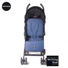 Walking Mum Подложка за количка Denim Collection