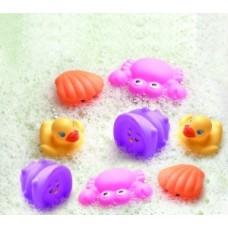 Playgro Bathtime Squirtees - Pink