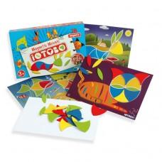 Sepp jeux Magnetic Mosaic iOTOBO Basic 3+, 28 pcs