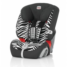 Britax Car seat EVOLVA 1-2-3 plus Smart Zebra