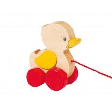 Goki Пате за дърпане Animals Duck