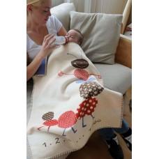 David Fussenegger Бебешко одеяло Lena