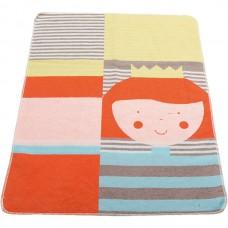 David Fussenegger Бебешко одеяло Juwel 70x90 Принцеса