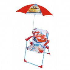 Fun House Chair with umbrella Disney Cars