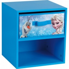 Fun House Bedside with drawer Disney Frozen
