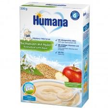 Humana Млечна каша от елда и ябълка