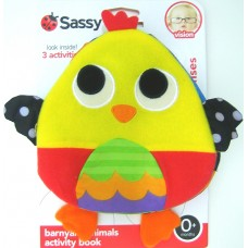 Sassy Soft Book