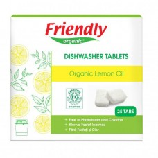 Friendly Organic Dishwasher tablets