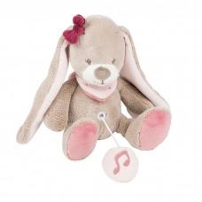 Nattou Mini musical Nina the bunny
