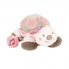 Nattou Mini musical Lili the turtle