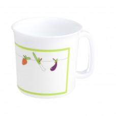 Babymoov Чашка с дръжка Зелена