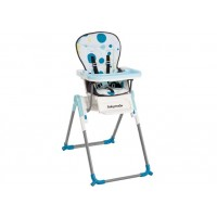 Babymoov Slim high chair Blue