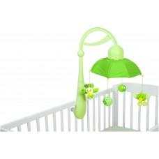 Babymoov Музикална въртележка Дъга Зеленa