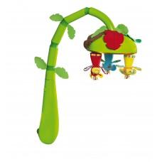 Babymoov Музикална въртележка Магична джунгла 2 в 1