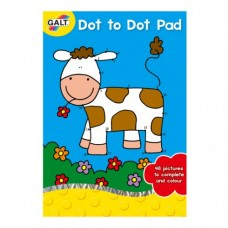 Galt Dot to Dot Pad Book