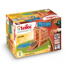 Teifoc Construction Toy Set Duck Stable