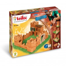 Teifoc Castle Construction Toy Set