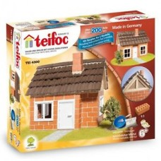 Teifoc Framework House Brick Construction Toy Set