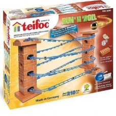 Teifoc Construction Kit Ball Run Marble