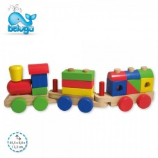 Beluga Wooden Toys Train