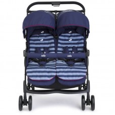 Joie Twin stroller Aire Twin Nautical Navy