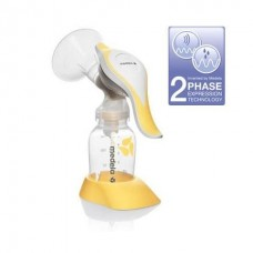 Medela Biphasic Harmony Light hand pump
