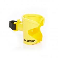 Универсална поставка за чаша жълта ABC Design