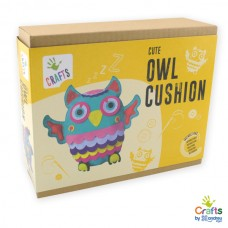 Andreu Toys Cute Owl Cushion