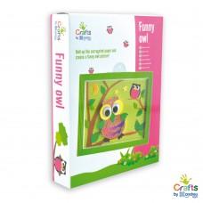 Andreu Toys Funny Owl Craft